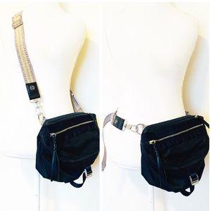 Lululemon crossbody/multiwear nylon bag